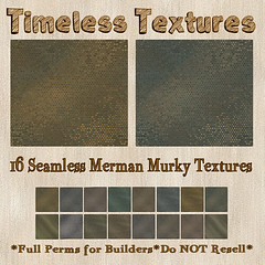 TT 16 Seamless Merman Murky Timeless Textures