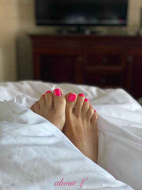 Morning Toes