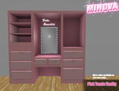 Pink Yomie Vanity