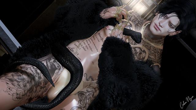 vendetta skin L'Homme Magazine