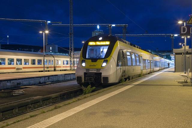 Abellio 8442 309 Stuttgart Hbf