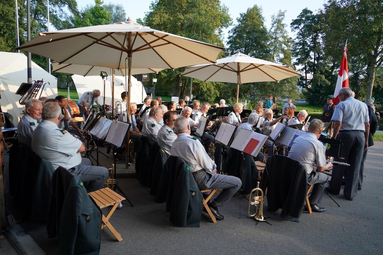 2018 Uster Stadtparkserenade