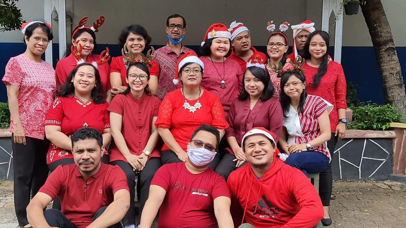 Perayaan Natal SD Strada Santo Ignatius Tahun Pelajaran 2020/2021