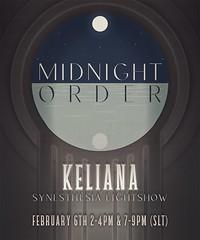 DJ Keliana Saturday Parties!