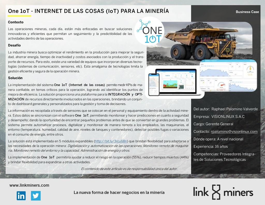 Business Case-Visionlinux