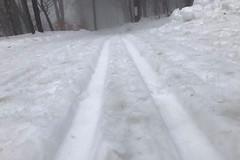 Déšť sněhovou pokrývku ubral, ale předpověď je dobrá