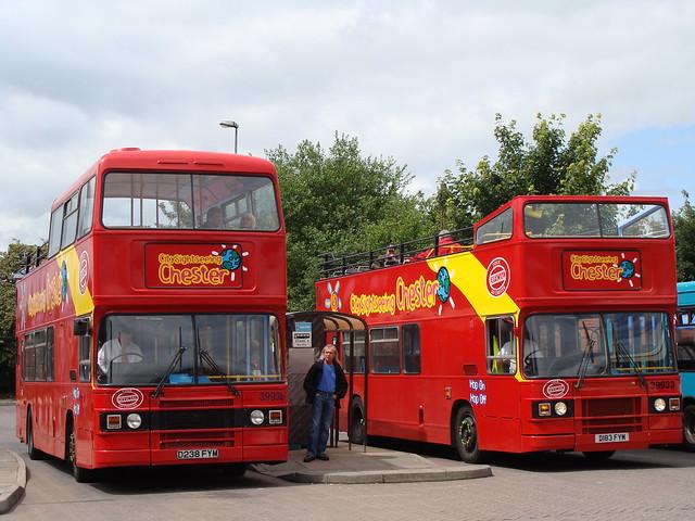 First Chester 39938 D238FYM & 39933 D183FYM