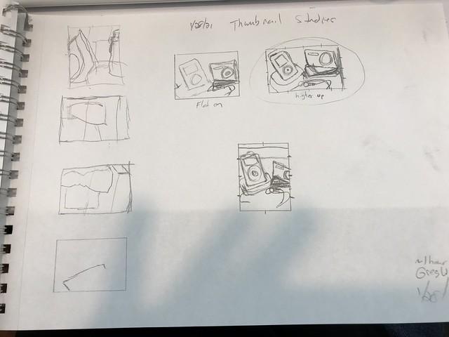 Process thumbnails