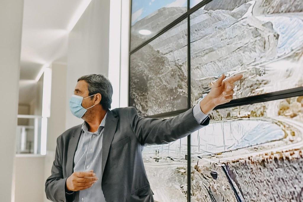 2021-02-04 PRENSA Uñac y Kulfas recorrieron la Secretaría de Gestión Ambiental y Control Minero (7)
