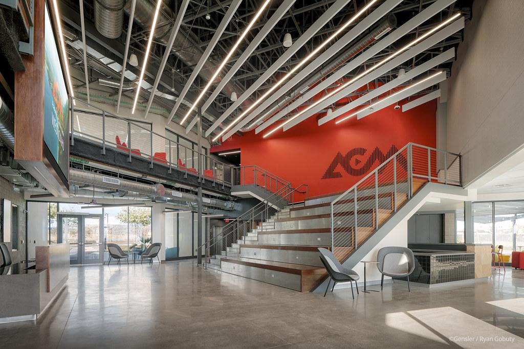 Academy for Creative Media West O'ahu Building
