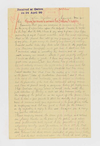 Astrologers dreamers and theorists part 1_Page_14 | by Queensland State Archives