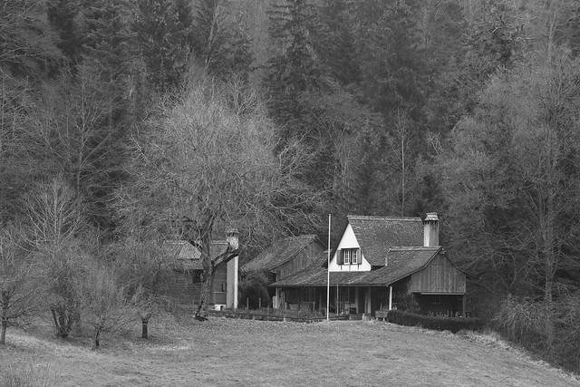 Kleiner Bauernhof im Oberbaselbiet