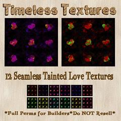 TT 12 Seamless Tainted Love Timeless Textures