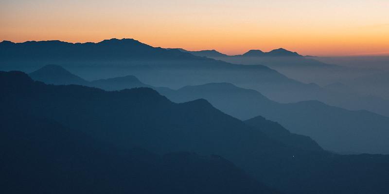 日落合歡|Taiwan