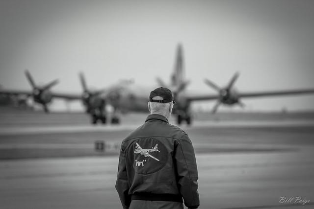 B-29 Fifi Crew Dog III