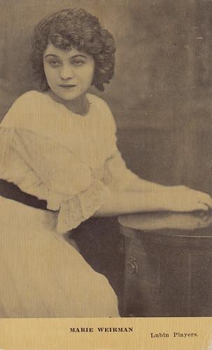 Marie Weirman
