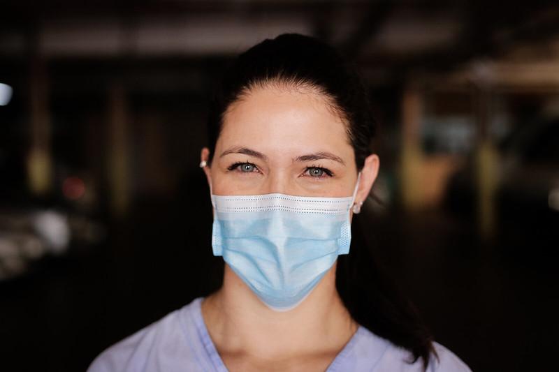 Heróis da Saúde: O sonho de virar enfermeira e salvar vidas se tornou realidade e se destaca em meio à pandemia