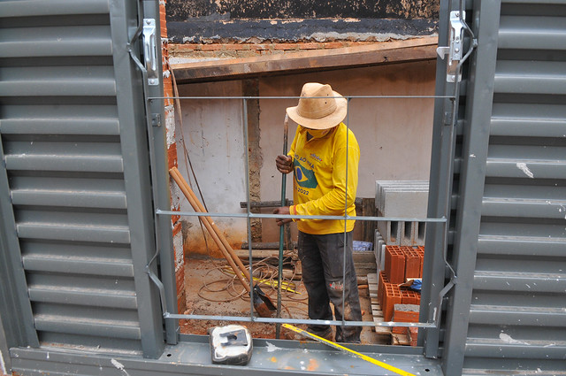 GDF investe em reconstrução e reforma de moradias precárias