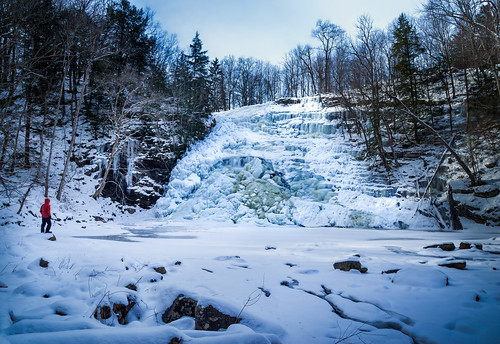 barberville falls waterfall water ice frozen cold nature outdoors landscape long exposure forest nikon d610 rwgrennan rgrennan ryan grennan poestenkill rensselaer county plateau alliance
