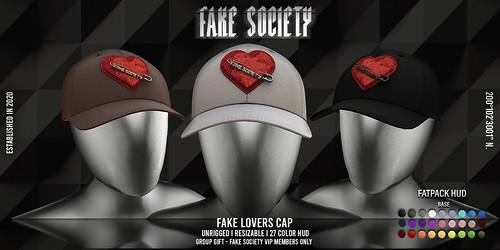 Fake Lovers Cap - Group Gift @ Mainstore