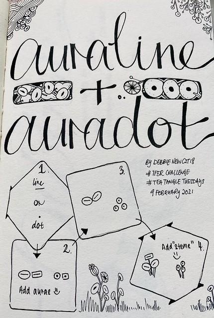 New Tangles AuraLine and AuraDot