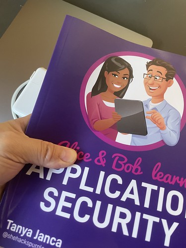 Application Security book