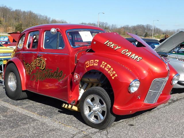 1948 Austin 40 Devon