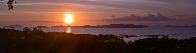 Ranong Sunset