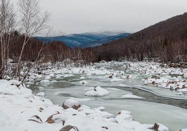 Wintry River