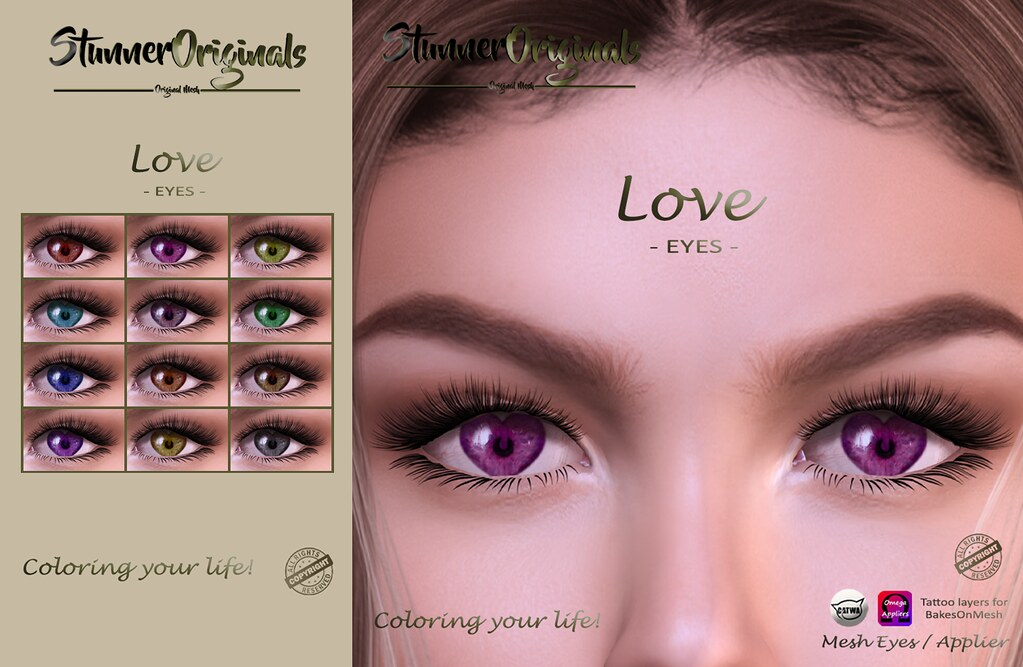 .:: SO ::. Fatpack Eyes Love