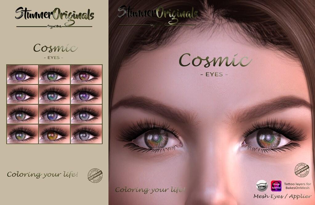 .:: SO ::. Fatpack Eyes Cosmic