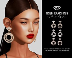 Trish Earring @ Thirsty Event on Feb, 5th