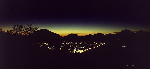 Tucson After Sunset