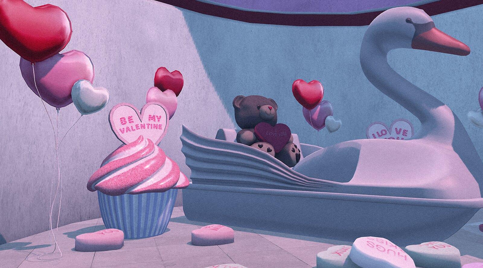 Shop & Hop Valentine 2021 - II