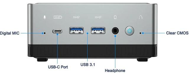 Minisforum UM800