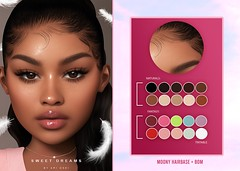 NEW RELEASE + GIVEAWAY - MOONY HAIRBASE @LEVEL EVENT