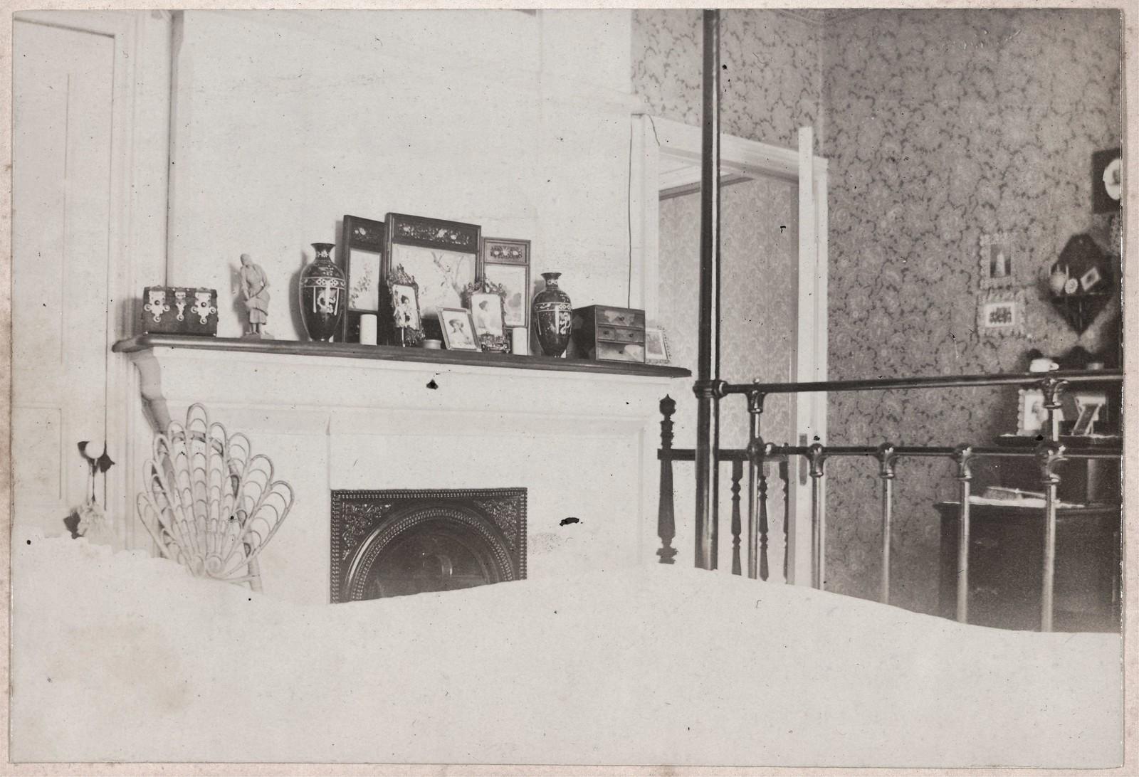 Спальня Элеоноры Прей, Дом Смитов