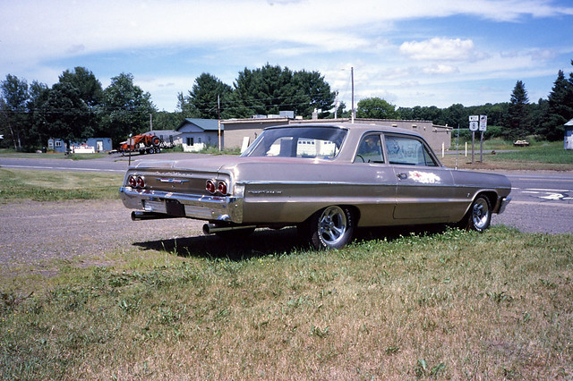 64 Chevy for sale
