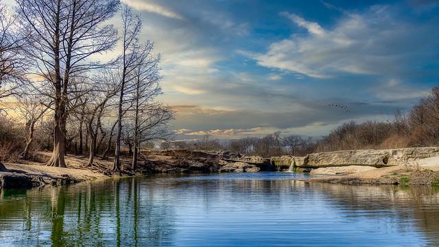 McKinney Falls - Onion Creek