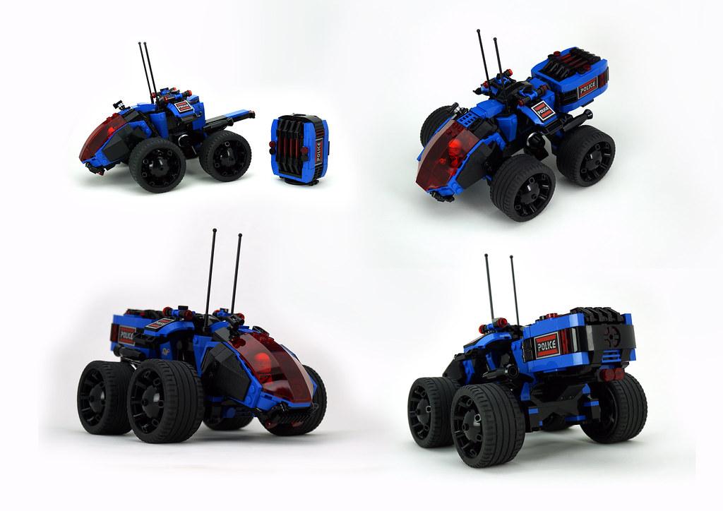 Spy-Trak V Multiple Views