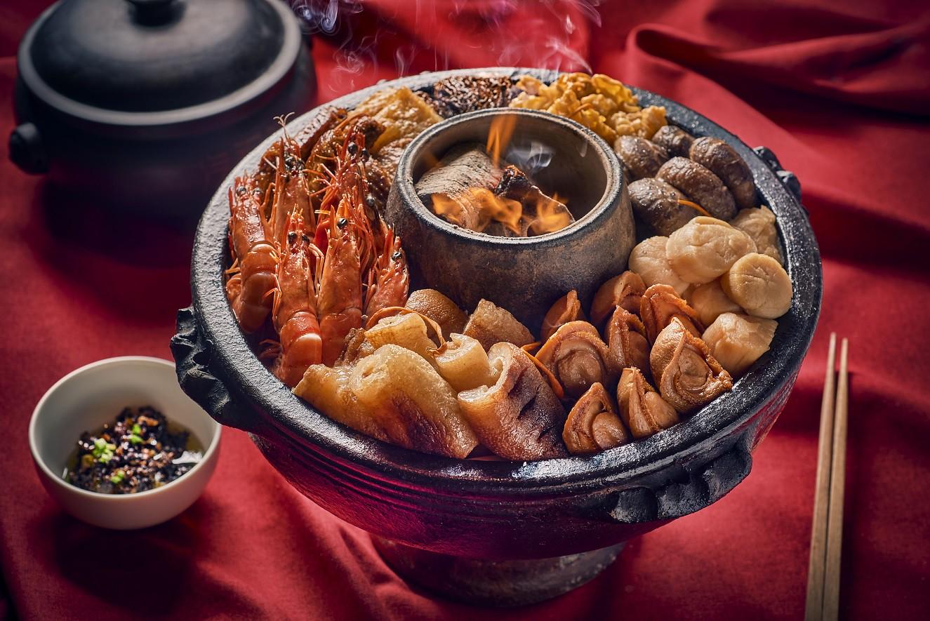 Yunnans Prosperity Treasure Hot Pot