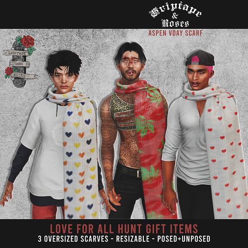 LFAH Aspen Vday Scarves Ad square