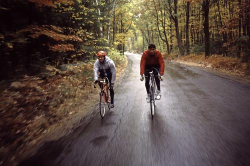 Autumn Bicycling