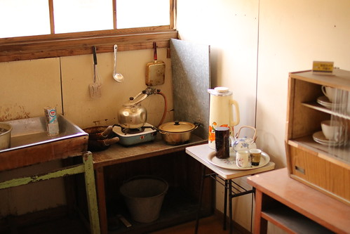 Inside of Old House | by walking.biking.japan