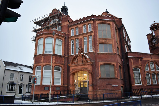 Old Stourbridge Library