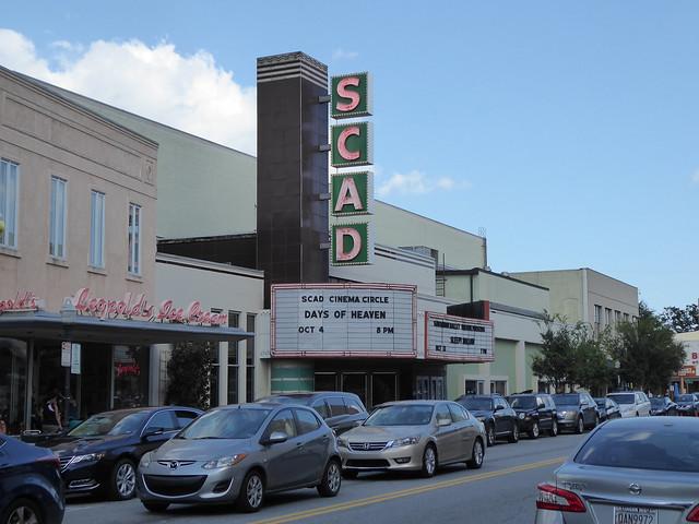 Savannah, GA Trustee's Theater
