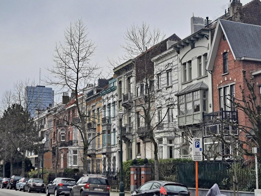 La arquitectura belga