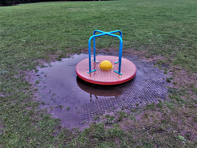 No Play Today.