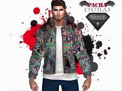 PACHA_AESTHETIC_ Jacket (Gray)