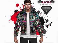 PACHA_AESTHETIC_ Jacket (Black)